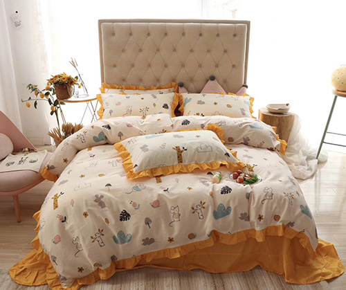 Factory Wholesales Cartoon Bedding Sets 0011